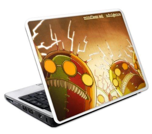 MusicSkins - Skin per netbook con design Thingies 241x164mm, motivo: Mindless Self Indulgence
