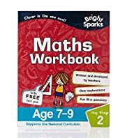 Bright Sparks Key Stage 2 Maths Workbook