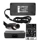Dell AC Adapter 240 Watt Original FWCRC for Alienware Area-51 M17x / M17-R1 / M17X / M17X-R3; Asus G70 / G70S / G70SG Precision M6400, M6500, M6600