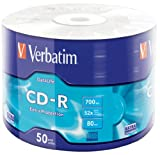 Verbatim DataLife Extra Protection - 50 x CD-R - 700 MB ( 80min ) 52x - white - spindle