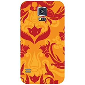 Samsung Galaxy S5 Magnificent Matte Finish Phone Cover