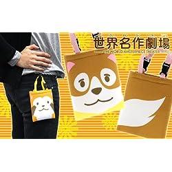 世界名作劇場《フランダースの犬/パトラッシュ》スマホトート☆キャラクターグッズ(スマートフォンポーチ)通販☆