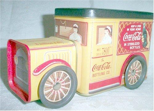 Coca Cola Truck Tin - 1