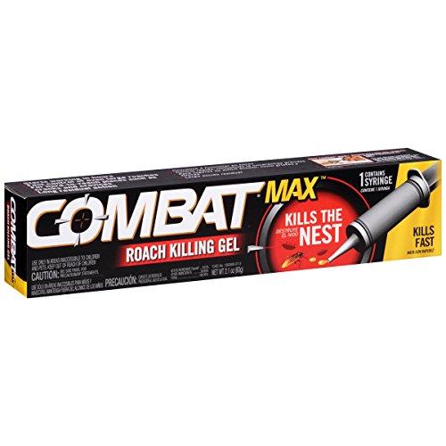 Dial Corp. 51960 Combat Platinum Roach Killing Gel