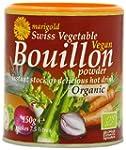 Marigold Organic Bouillon Powder 150...