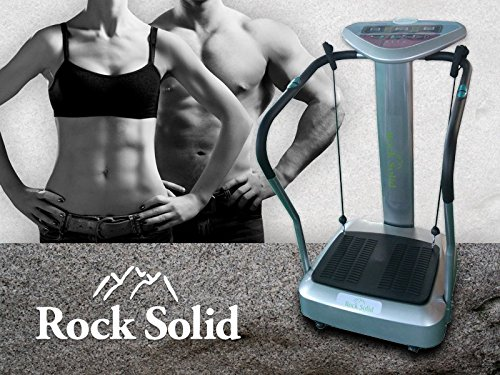 Review Of Rock Solid Whole Body Vibration Fitness Machine