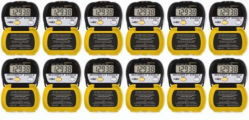 Image of ACCUSPLIT 170XLE Pedometers - Pack of 12 (B008CLG6MK)