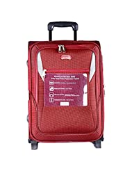 Safari VJ 50 Cms Carry-on Bag (Red)