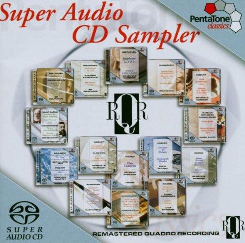 Rqr Super Audio CD Sampler