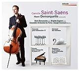 Saint-Saens - Works for Cello