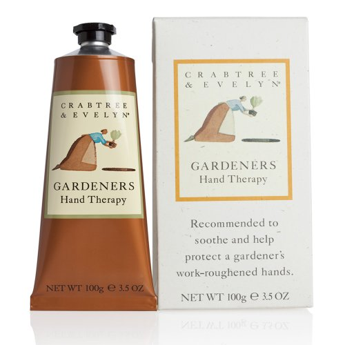 Crabtree & Evelyn 2792 Gardeners Hand Therapy (100ml, 3.4 oz)