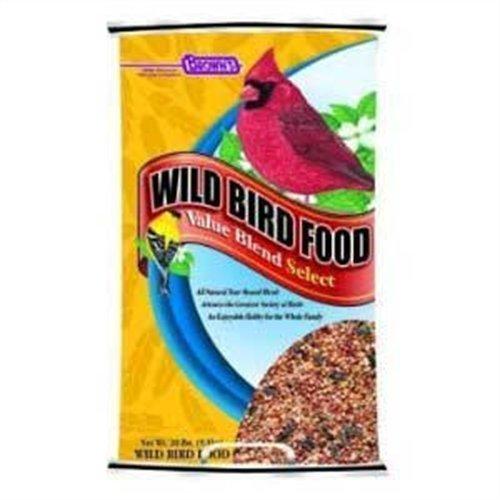 Cheap F.M. Brown's Wild Bird Food, 20-Pound, Value Blend Select Barrier Bag (BBN41002)