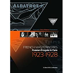 French Masterworks: Russian Emigres in Paris 1923-1928 - 5 Iconic Films Albatros Productions