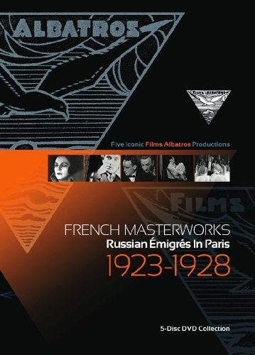Russian Emigres in Paris 1923-29 [DVD] [Region 1] [US Import] [NTSC]