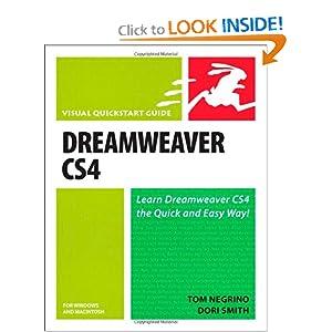 Dreamweaver CS4 for Windows and Macintosh: Visual QuickStart Guide  by Tom Negrino