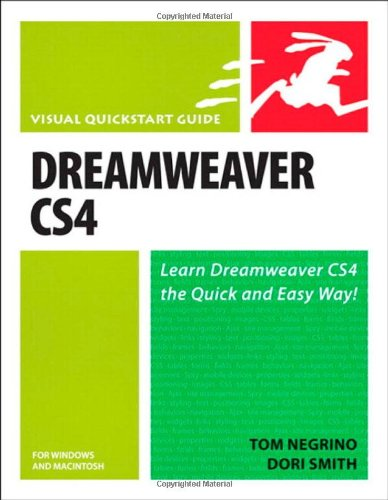 Dreamweaver CS4 for Windows and Macintosh: Visual...