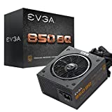 EVGA 850 BQ 80+ Bronze, 850W Semi Modular Power Supply 110-BQ-0850-V1