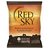 Red Sky West Country Bacon and Cream Cheese 40 g (Pack of 24)