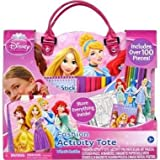 Amazing Disney Princess Fashion Activity Tote