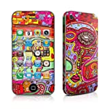 The Wall Design Protective Decal Skin Sticker (High Gloss Coating) for Apple iPhone 4 / 4S 16GB 32GB 64GB