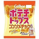 カルビー ポテトチップス × 黒子のバスケ コンソメチック 60g×6袋