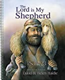 Psalm 23 - The Lord Is My Shepherd - 23rd Psalm Big Book - Religions - Christian