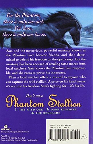 Mustang Moon (Phantom Stallion)