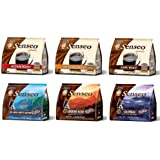 Senseo Coffee Variety Pack Sampler -6-flavor (Pack of 6)
