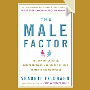 The Male Factor: The Unwritten Rules, Misperceptions, and Secret Beliefs of Men in the Workplace | [Shaunti Feldhahn]