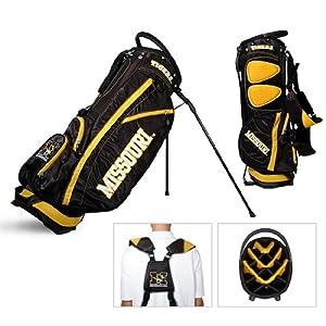 Missouri Tigers Ncaa Stand Bag - 14 Way (Fairway) by Team Golf