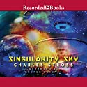 Singularity Sky Audiobook by Charles Stross Narrated by George Guidall