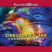 Singularity Sky | [Charles Stross]