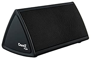 Cambridge SoundWorks OontZ Angle Ultra Portable Wireless Bluetooth Speaker with Built in Mic up to 12 Hour Playtime works with iPhone iPad tablet Samsung and smart phones - Black Grille