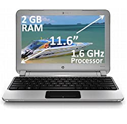 HP DM1-3010NR Verizon 4G Netbook -320 GB HDD, 2GB RAM, Windows 7, 11.6' Screen