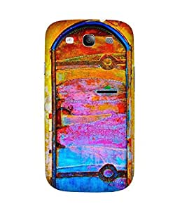 Welcome To Wonderland Back Cover Case for Samsung Galaxy S3