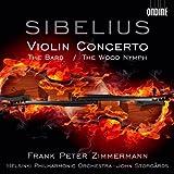 シベリウス:ヴァイオリン協奏曲/交響詩 「吟遊詩人」/交響詩「森の精」