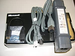 Amazon.com: Official Microsoft Xbox 360 AC Power Adapter