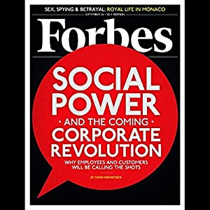 Forbes, September 12, 2011 Periodical