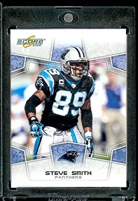 2008 Score Football Card # 41 Steve Smith WR - Carolina Panthers - NFL Trading Card