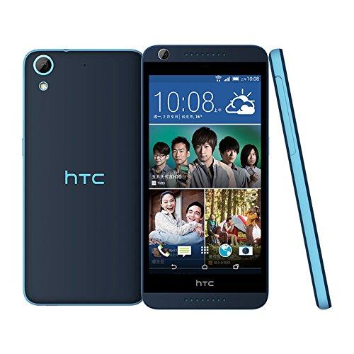 HTC Desire 626 (D626x) LTE Factory Unlocked International Stock No Warranty (16GB | Blue Lagoon)