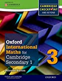 Oxford International Maths for Cambridge Secondary 1 Volume 3