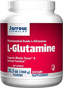 Jarrow Formulas L-Glutamine Powder, 1000g
