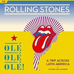 Olé Olé Olé! A Trip Across Latin America [Blu-ray]