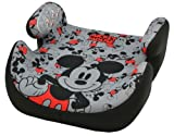 Disney 104-141-718 child car seat booster seat Topo Luxe Mickey Mouse, 15-36 kg ECE group 2/3