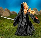 The Lord of the Rings: The Fellowship of the Ring - Flaming Ringwraith with Light Up Flame action figure