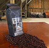 Whiskey Coffee - Barrel aged whole coffee beans - specialty and gourmet whole bean coffee from Home Brew Coffee Company