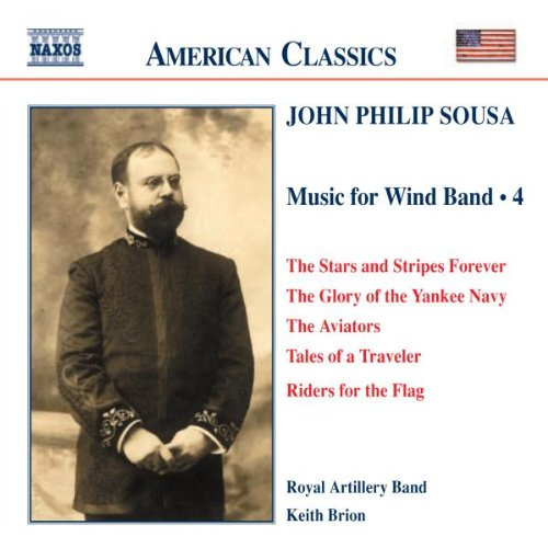 John Philip Sousa: Music for Wind Band, Vol. 4