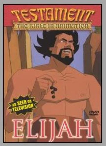 Testament: Bible in Animation - Elijah [DVD] [1996] [Region 1] [US Import] [NTSC]