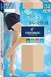 (グンゼ)GUNZE COOLMAGIC(クールマジック)ドライストッキング〈3足組〉 CG811