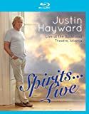 Justin Hayward Spirits Live Live at the Buckhead Theatre Atlanta Blu ray